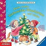 Meine ersten Weihnachts-Geschichten und Lieder (Meine erste Kinderbibliothek) - Sandra Grimm, Hannelore Dierks