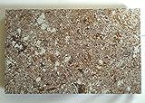 Marmor Fern Infrarotheizung 300 Watt 90 x 60 x 2cm inkl.Wandmontage 98% Hitzeeffizienz 100.000Std Lebensdauer