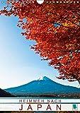 Heimweh nach Japan (Wandkalender 2019 DIN A4 hoch): Schreine, Reis und Metropolen (Monatskalender, 14 Seiten ) (CALVENDO Orte)