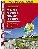 MARCO POLO Reiseatlas Dänemark 1:200 000 (MARCO POLO Reiseatlanten) - Marco Polo Travel Publishing