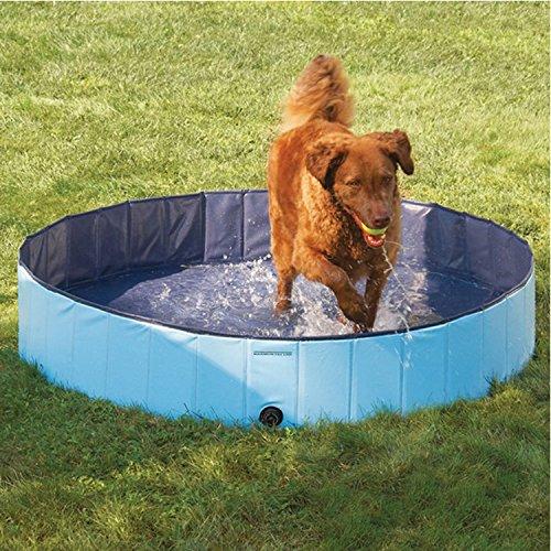 Speed Hundepool/Haustierpool, zusammenklappbar, tra…   00735980958521