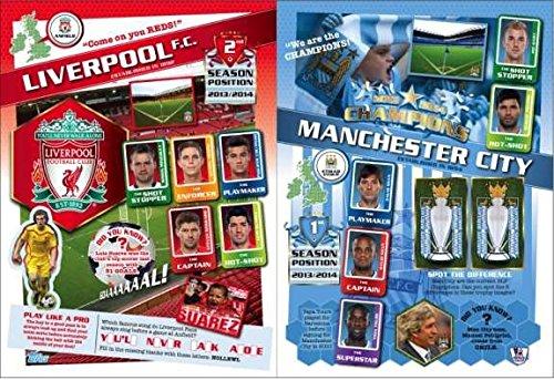 topps-fun-a-coller-barclays-premier-league-2014-15-activite-stickers-pack-y-compris-les-150-autocoll
