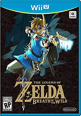 The Legend Of Zelda: Breath Of The Wild - Edición Estándar