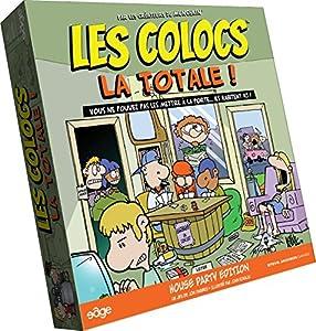 Asmodee - Juego de Miniatura, para 5 Jugadores (CLC02) (versión en francés)