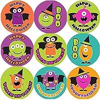 144 Monster Halloween 30mm Children