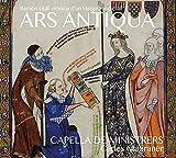 Ars Antiqua - Raymond Lulle : chronique d'un voyage médiéval. Conversion, étude et contemplation