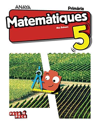 Matemàtiques 5