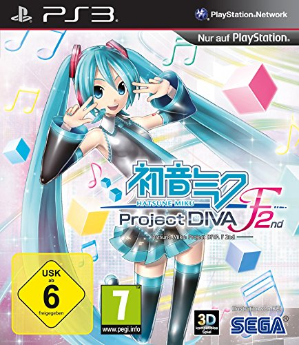 2nd Diva F Project Kostüm - Hatsune Miku: Project DIVA F 2nd (PS3)