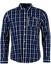 LEE COOPER - Chemise Manches Longues à Rayures pour Homme