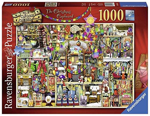 Ravensburger Der Weihnachts Schrank, Colin Thompson Jigsaw Puzzle (1000-teilig)
