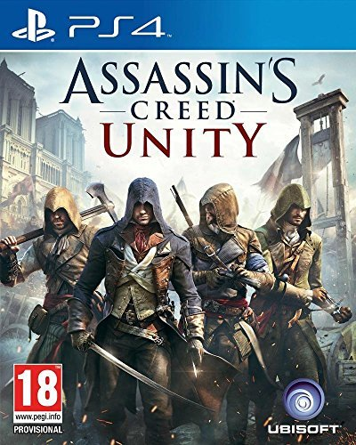 Assassins Creed Unity (PS4) by UBI Soft