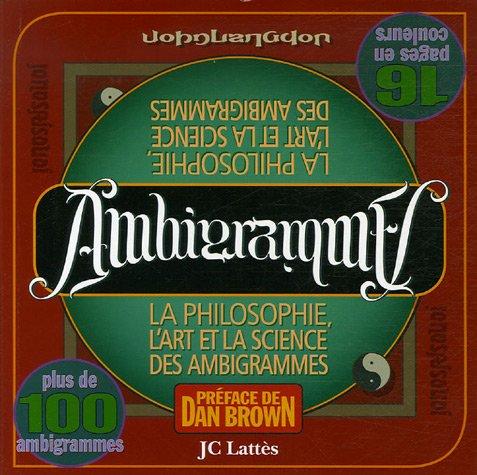 Ambigrammes par John Langdon