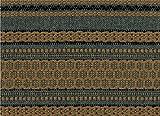 Stoff Tweed Meterware - 48% Wolle / 27% Poly/25% Viskose -