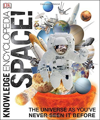 Knowledge Encyclopedia Space! by DK (September 1, 2015) Hardcover
