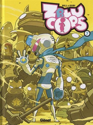 Zblucops - Tome 07: Turbo Justice