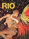 Rio, tome 3 : Carnaval sauvage par Garcia