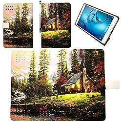 Coque pour Archos 70 Oxygen Tablet Coque Tablette Housse Étui HOME