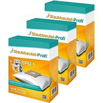 Amazon.de: Swirl Y 50 MicroPor Plus Staubsaugerbeutel für
