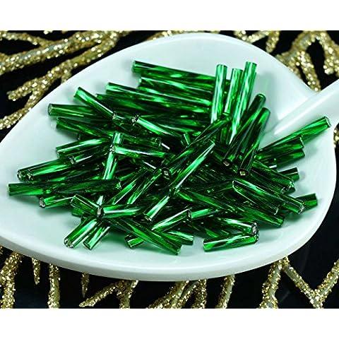 80x x 20mm Extra Lungo Verde Smeraldo