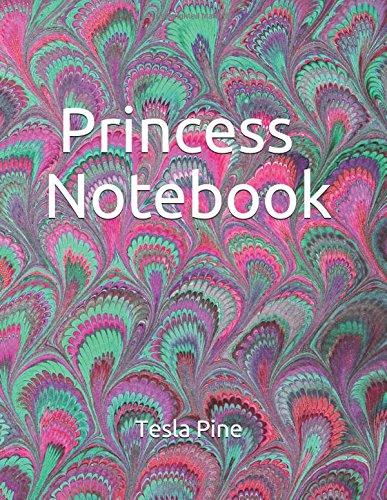 Princess Notebook (Princess Pine)