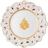 Villeroy & Boch 14-8585-2644 Toy's Delight Assiette à Petit-déjeuner Édition Anniversaire, Porcelaine, Multicolore, 24 cm