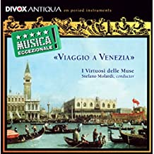 Various: Viaggio A Venezia (Sinfonia/ Aria/ Menuet/ Sarabande/ Gavotte/ Albinoni)