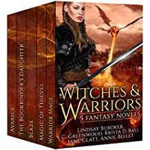 Witches and Warriors: 5 Fantasy Novels (English Edition)