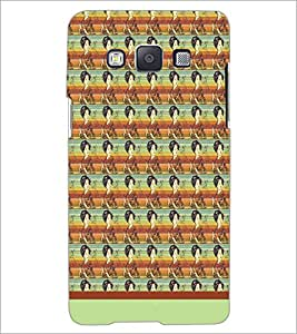 PrintDhaba Pattern D-1568 Back Case Cover for SAMSUNG GALAXY E5 (Multi-Coloured)