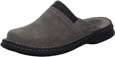 Josef Seibel Max Men Clogs, Genuine Leather Men's Shoes