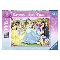 Ravensburger UK 10570 Disney Princess XXL 100pc Jigsaw Puzzle