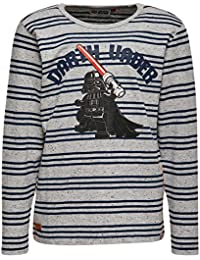 LEGO Star Wars Teo 157-Langarmshirt, Camiseta de Manga Larga para Niñas