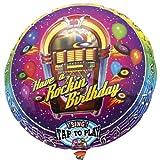 University Games Singender Ballon–Rockin 'Geburtstag