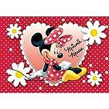 Minnie Mouse Tortenaufleger