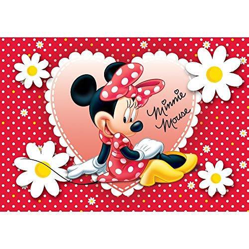 Minnie Mouse Tortenaufleger