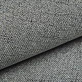 novely® AUEN Premium Möbelstoff | Webstoff| fein gewebter