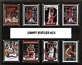 C & I Collectables C & I Sammelfiguren-/1215jbutler8C, NBA-Chicago Bulls 8-card 'Jimmy Butler, Braun, Gr.