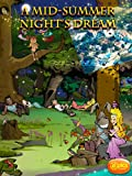 A Midsummer night's Dream: Adapted to comic from William Shakespeare's classic comedy (Epics in literature Book 4)