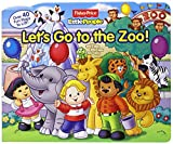 Fisher-Price Little People Lets Go to the Zoo!