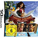 Captain Morgane and the Golden Turtle - [Nintendo DS]