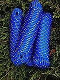 Nr.9 Blaue Leine 8 mm x 30 m