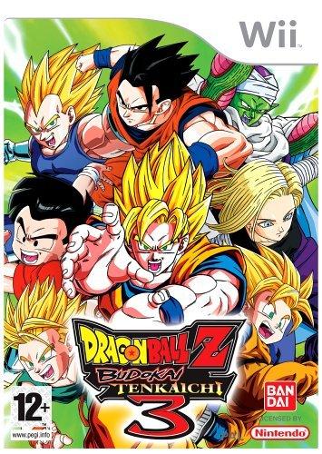 Dragon Ball Z: Budokai Tenkaichi 3 (Wii) by Atari (Dragon Ball Z Wii)