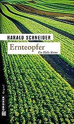 Ernteopfer (Kriminalromane im GMEINER-Verlag)