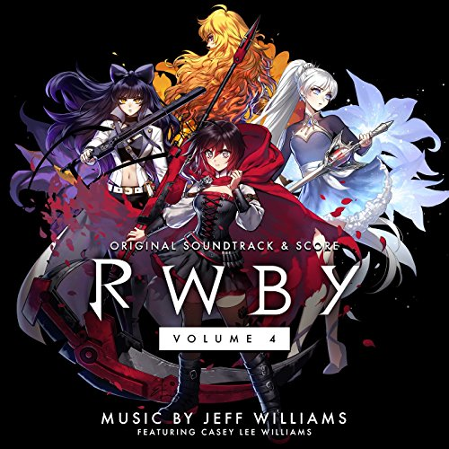 Rwby, Vol. 4 (Original Soundtr...
