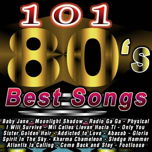 101 80's Best Songs