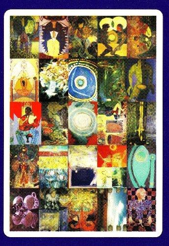 The Atavist Tarot Deck by Rowena Shepherd (2003-02-14)