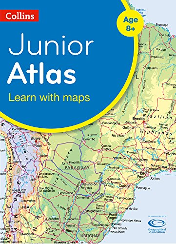 Collins Junior Atlas (Collins Primary Atlases)