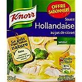 Knorr Sauce Hollandaise au Jus de Citron 30 cl