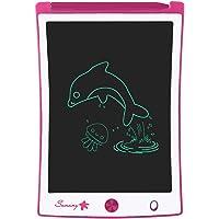 Sunany LCD Tablette D'écriture 8.5 Pouces, Tablette Dessin Enfant,Tablette Ecriture avec La Fonction De Suppression en…