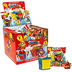 Superzings Rivals of Kaboom Caja de Figuras (Magic Box INT Toys SZ1P0202)