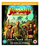 Jumanji: Welcome to the Jungle [2Blu-Ray] [Region B] (IMPORT) (Keine deutsche Version)